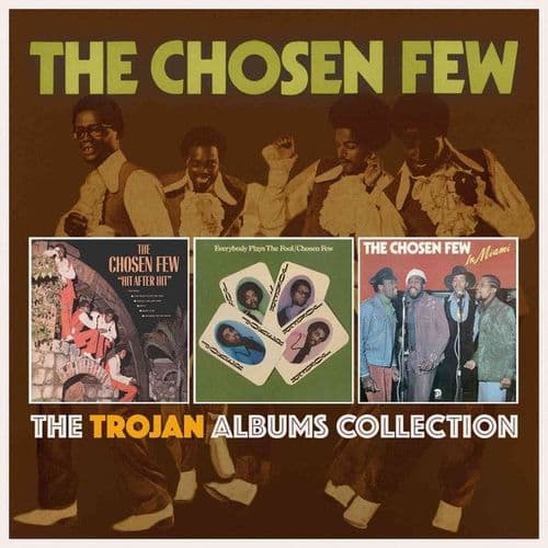 The Chosen Few<br>The Trojan Albums Collection<br>2CD, Comp, RM